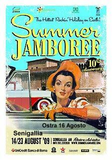 summer jamboree,locandina