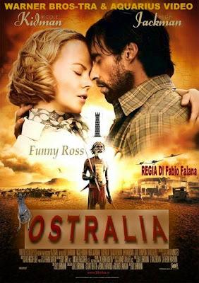 Ostra, Arena,Film,Ostralia locandina