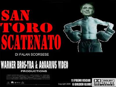 OSTRA,FILM,SANTORO SCATENATO