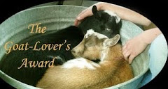 The Goat-Lover Award