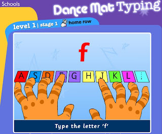 kids typing games