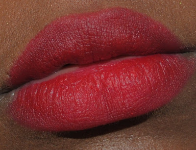 Mac Ruby Woo Lipstick Swatches
