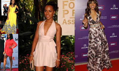 Pictures10 Style Icon of the Week  Kerry Washington