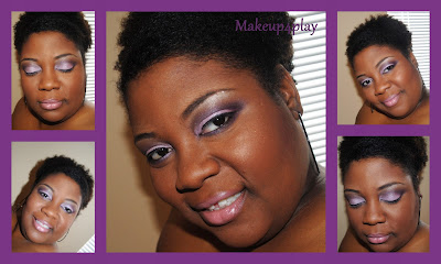 Pictures8 Purple Shower FOTD