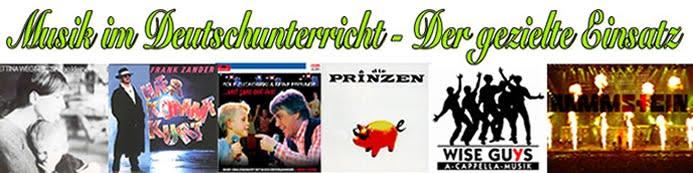 Musik im Deutschunterricht