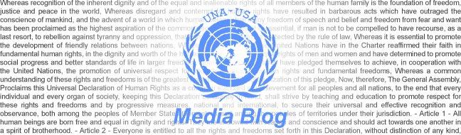UNA-USA Media Blog