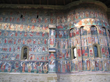 Bukovina: the land of the painted monasteries