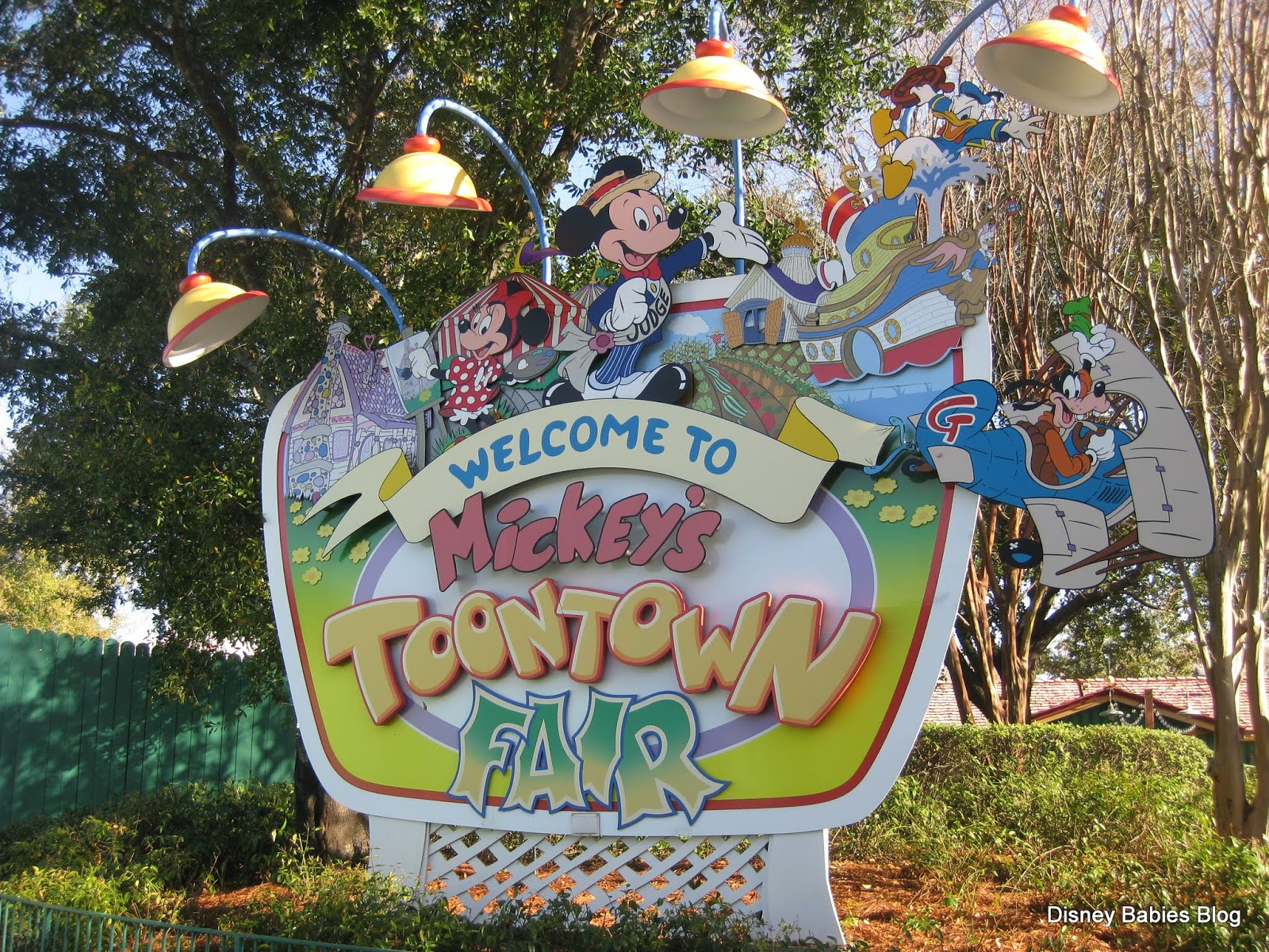 Mickey's Toon Town Fair,