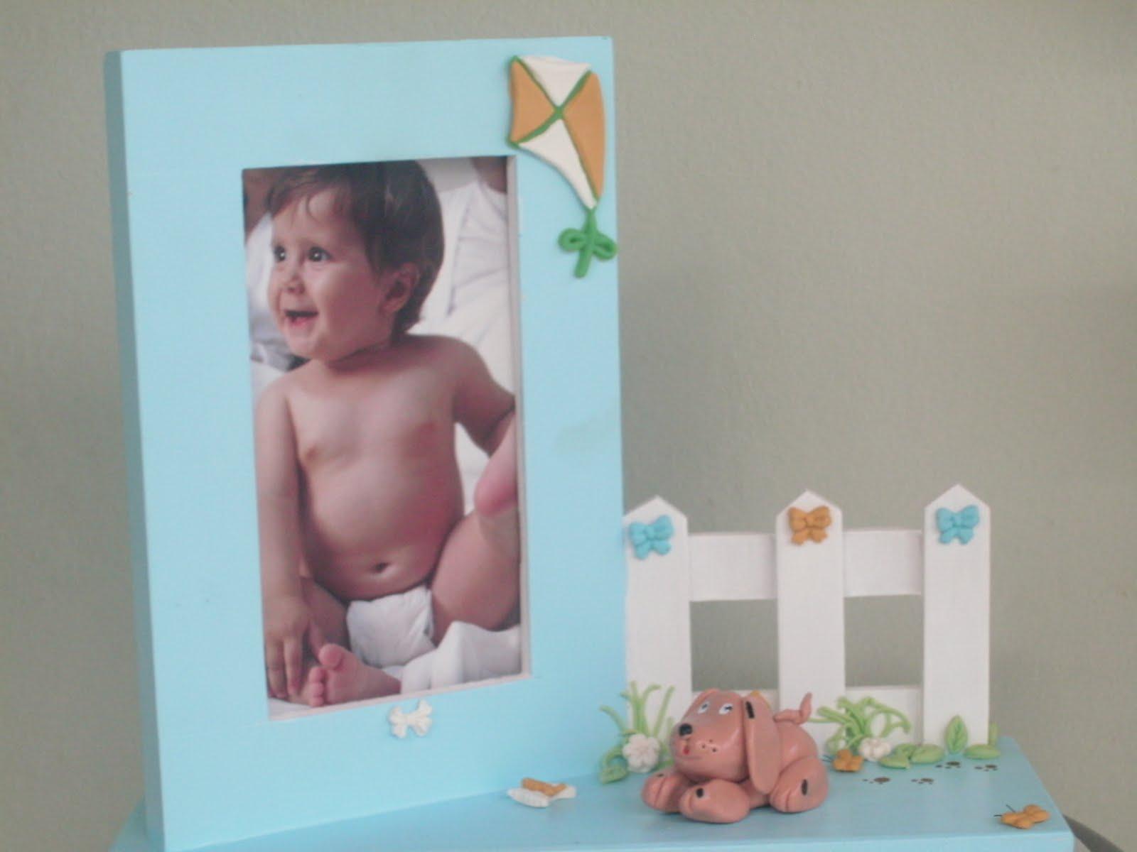 Novas Artes Biscuit Decoração de quarto de bebê