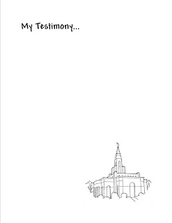 LDS General Conference Clip Art