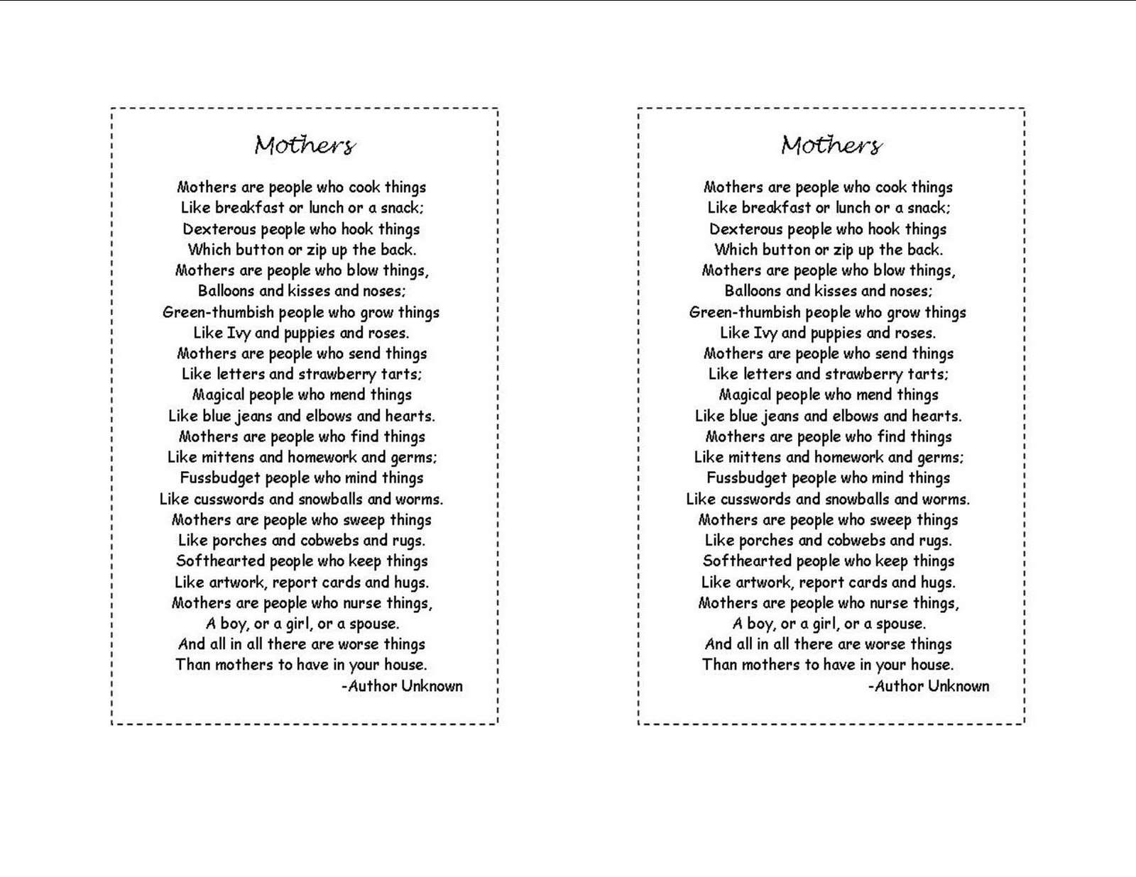 mothers day mothers day poems music idea perfect mother s happy mother ...