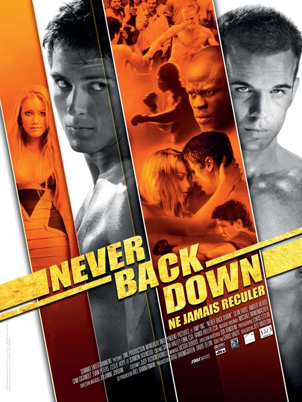 Watch Never Back Down (2008) Movie Online Free