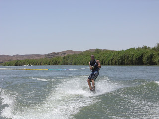 Noah Wakeboarding