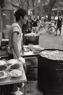 Cook in the Muslim Quarter