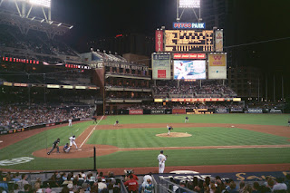 The Padres hit well against the Colorado Rockies