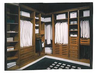 Closets Y Vestidores