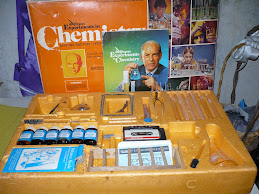 Mr. Wizard Chemistry Set