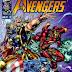 Los Vengadores: Los héroes de Marvel Comics