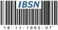 IBSN 16-11-1962-07