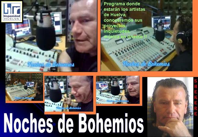 NOCHES DE BOHEMIOS