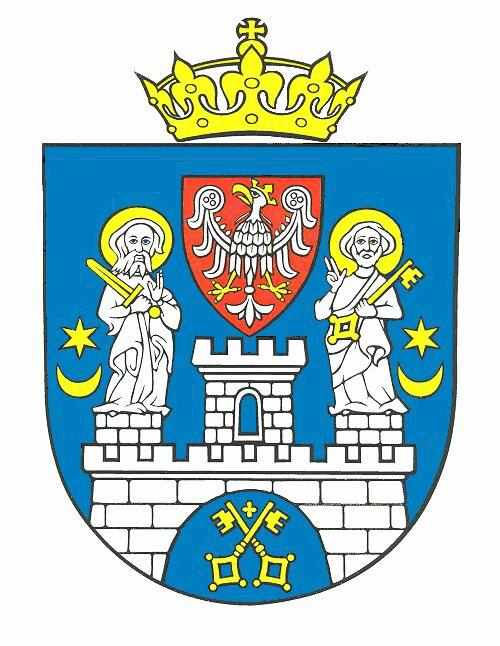 Św. Piotr i Paweł: Herb Poznania