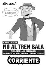 NO al Tren Bala!!!