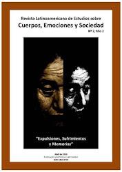 Revista Latinoamericana de Estudios sobre Cuerpos, Emociones y Sociedad