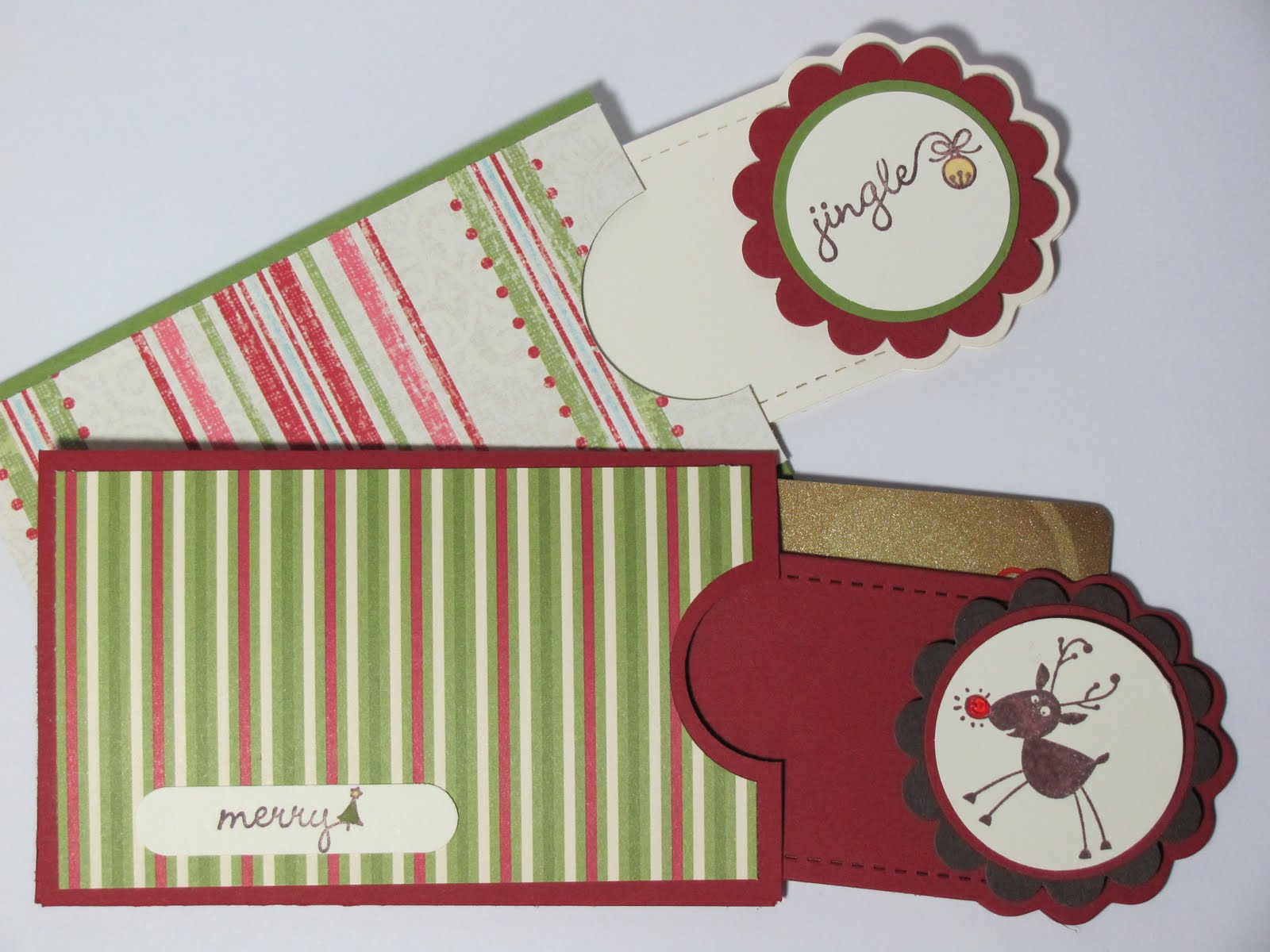 Crafting 4 fun gift card holder sunday december 19 2010 solutioingenieria Image collections