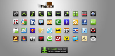 Tha Icons android