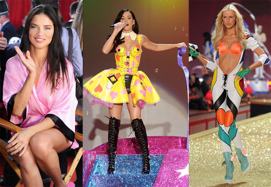 The Victoria's Secret Fashion Show 2011 online