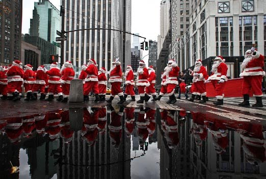 Santa claus o papa noel