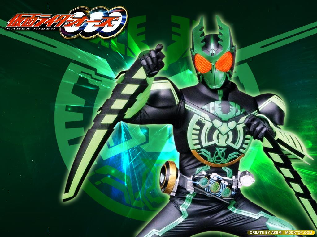 Supernova: Kamen Rider OOO~Latest Kamen Rider Series in 2010
