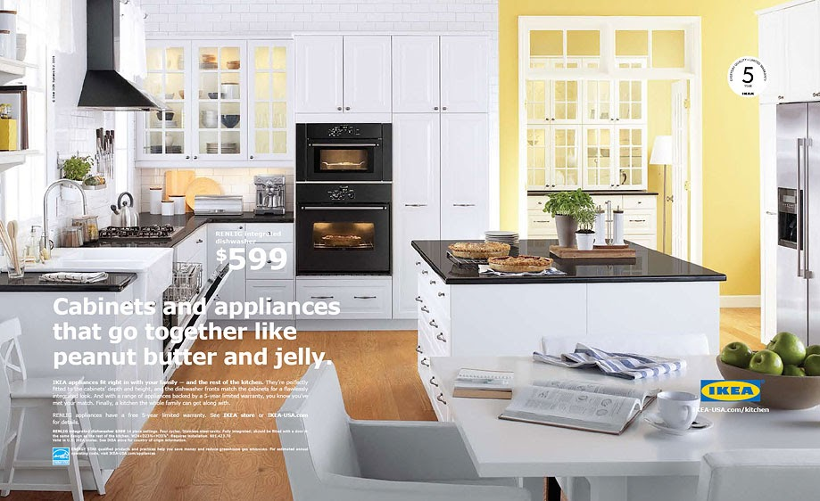 New IKEA Kitchen Ads