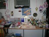 ..und jetzt ist ein Kellerkind aus mir geworden - Mein Kreativ-Arbeitsplatz
