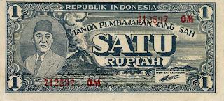Asal Usul Rupiah (mata Uang Indonesia)