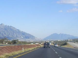 Cerro de la Silla entrada a Monterrey