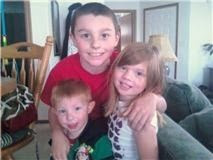 Our Grand Children: Kobe, Brynn and Renner