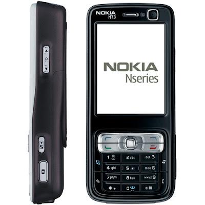 Nokia N73 Black - GSM