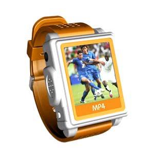 Relógio MP4 1GB