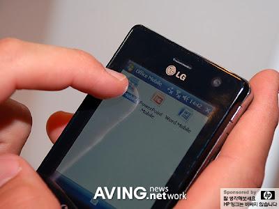 LG's 3G