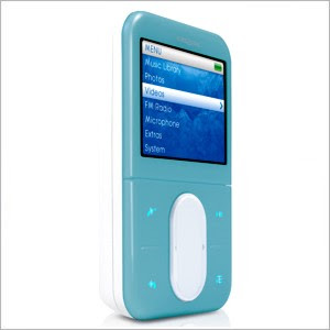 MP3 Creative Zen Vision M USB (Azul)