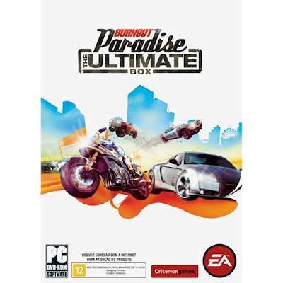 Game Burnout Paradise: The Ultimate Box P