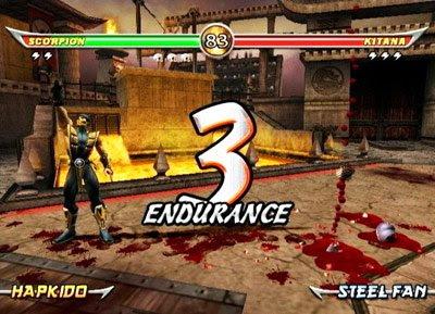 Jogo PS2 Mortal Kombat
