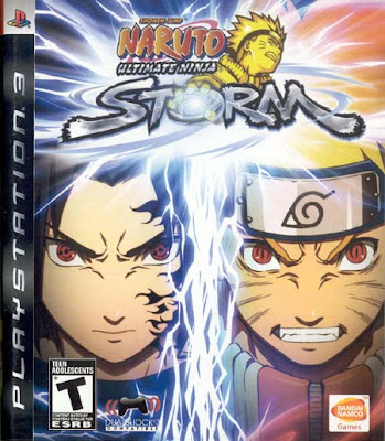 Naruto ultimate ninja storm gameplay ps3 xbox