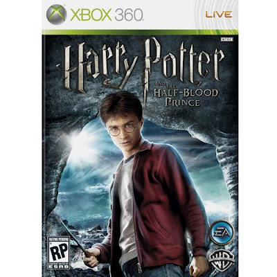 Game Harry Potter and the Half Blood Prince - X360
