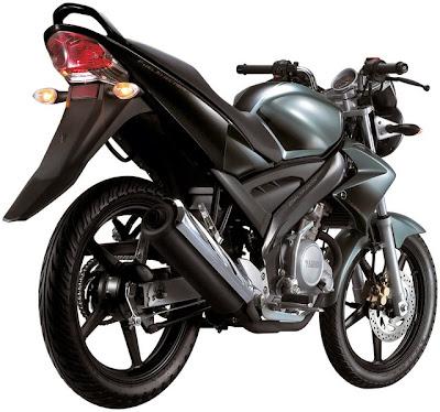 fz150iback Yamaha FZ 150i, YZF R15 and YZF R125