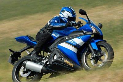 yzf r12519 Yamaha FZ 150i, YZF R15 and YZF R125