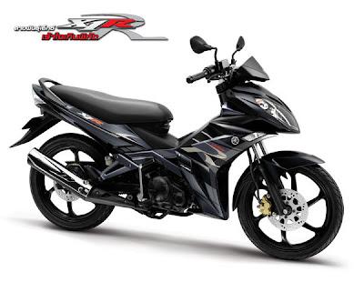 yamaha x1r motorcycle