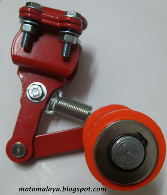 Auto Racing on Posh Racing Auto Chain Tensioner