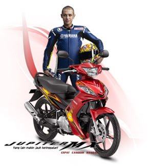 yamaha jupiter indonesia